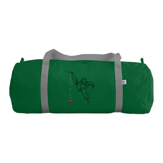 Sport bag TAEKWONDO DWICHAGI back kick