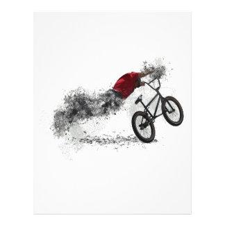 Sport Bike Hobby 21.5 Cm X 28 Cm Flyer