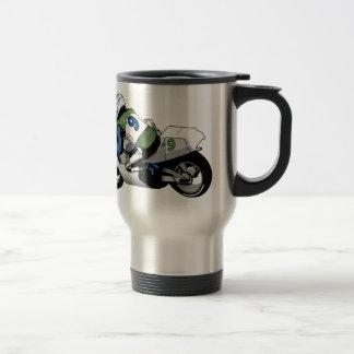 Sport Bike Motorcycle Coffee Mug