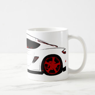 Sport car coffee mug