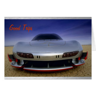 Sport car - HSR II Card