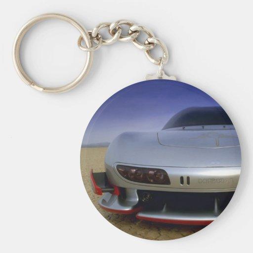 Sport car - HSR II Keychains