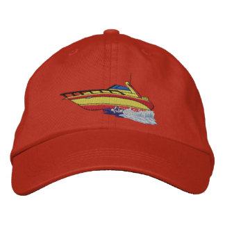 Sport Cruiser Embroidered Baseball Caps