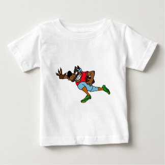 sport dog.png baby T-Shirt