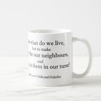 Sport for our Neighbours Basic White Mug