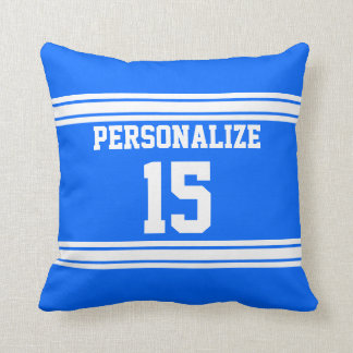 Sport Jersey Design | DIY Color, Name and Number Cushions