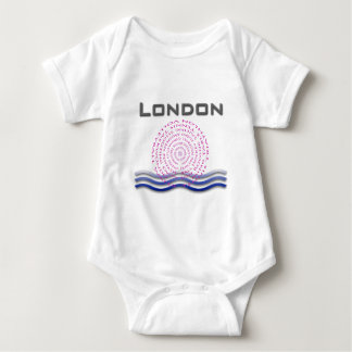Sport London Baby Bodysuit
