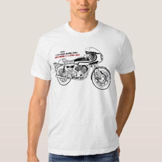 Sport Morini motorcycle (1973) Shirts