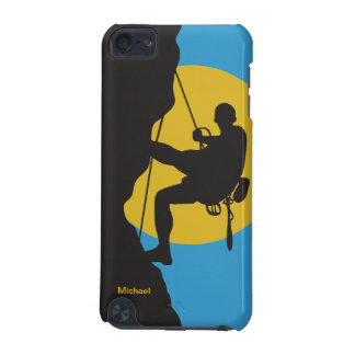 Sport Rock Climbing iPod Touch 5 Case iPod Touch 5G Cover