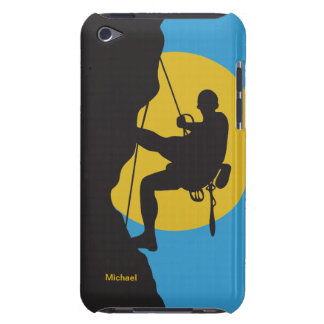 Sport Rock Climbing iPod Touch  Case iPod Touch Case-Mate Case
