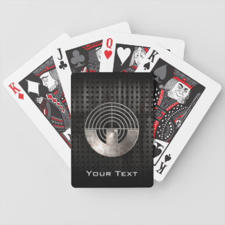 Sport Shooting; Cool Bicycle Playing Cards