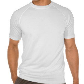 Sport-Tek Fitted Performance Men's Plain White Tee Shirt