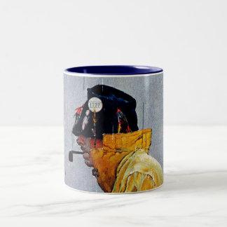 Sport Two-Tone Coffee Mug