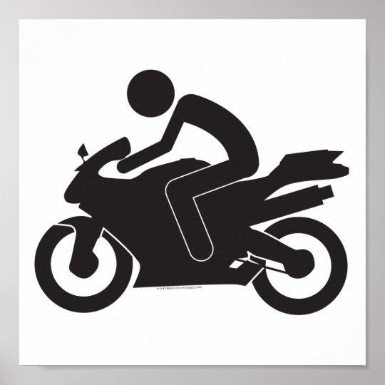 Sportbike-T Poster