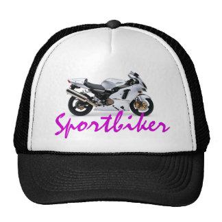 Sportbiker Hat