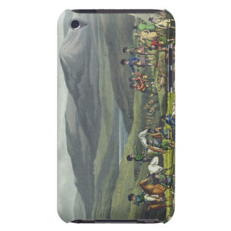 Sporting Meeting in the Highlands, aquatinted by I iPod Case-Mate Case