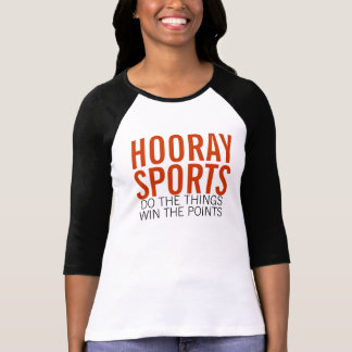 Sports and points and things T-Shirt