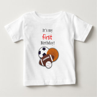 Sports Baby T-Shirt