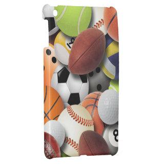 Sports Balls iPad Mini Covers