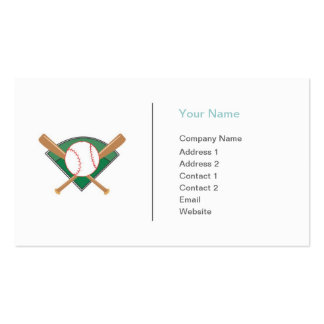 Sports - Baseball - Business Business Card Templates