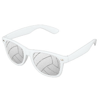 Sports Beach Volleyball Fan Retro Sunglasses