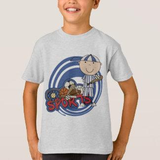 Sports Boy - Baseball Tshirts and Gifts
