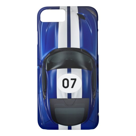 Sports Car 07 iPhone 8/7 Case