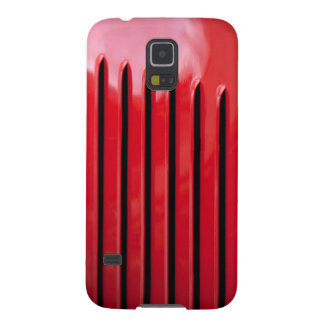 Sports car bonnet galaxy s5 cover