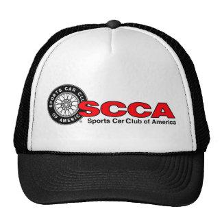 Sports Car Club Of America Hat