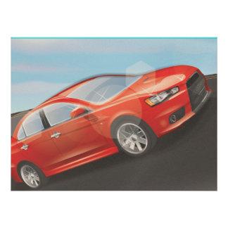 Sports Car Custom Announcements