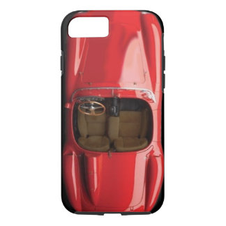 Sports Car Red iPhone 7 Tough Case