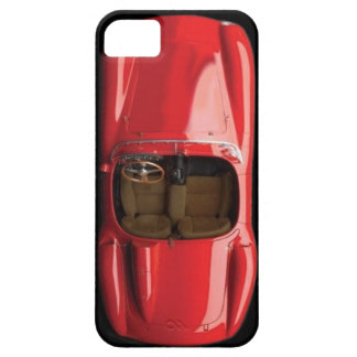Sports Car Red iPhone SE/5/5S Barely There Case