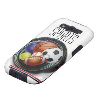 Sports Samsung Galaxy S3 Case
