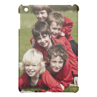 Sports, Children, Football iPad Mini Covers