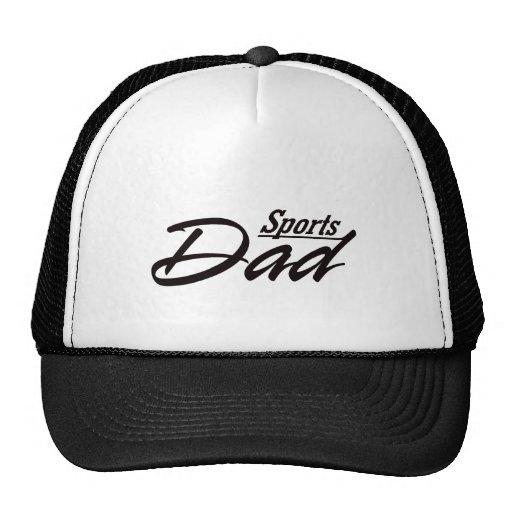 Sports Dad Trucker Cap Hat