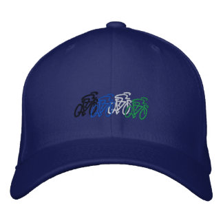 Sports Embroidered Hat