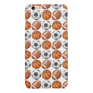 Sports Emoji iPhone 6/6s Plus Glossy Finish Case iPhone 6 Plus Case
