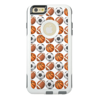 Sports Emoji iPhone 6 Plus Otterbox Case