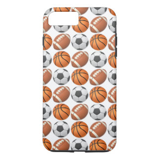 Sports Emoji iPhone 8/7 Plus Phone Case
