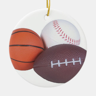 Sports Fan Gift Idea Sports Players Gifts Round Ceramic Decoration