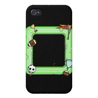 Sports Fan iPhone 4 Covers
