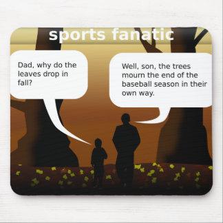 Sports Fan Mouse Pads