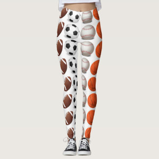 Sports fan popular sports leggings