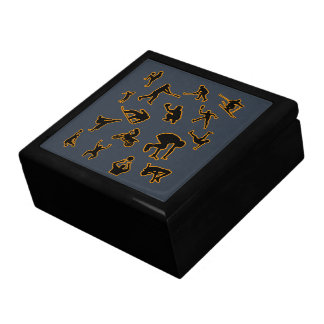 Sports Fanatic gift / trinket / jewelry box