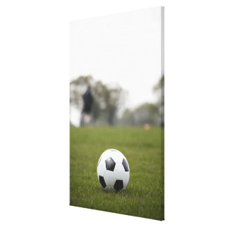 Sports, Football 2 Canvas Print