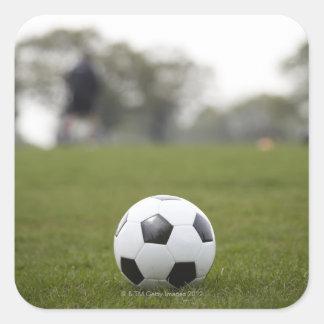 Sports, Football 2 Square Sticker