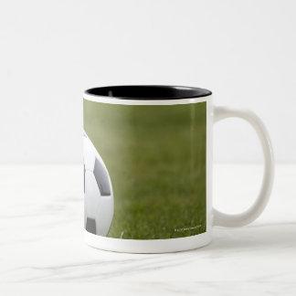 Sports, Football 2 Two-Tone Coffee Mug