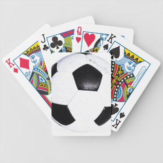 Sports Football Circle Youth Energy Inspiration Ma Deck Of Cards