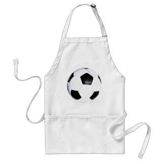 Sports Football Circle Youth Energy Inspiration Ma Standard Apron