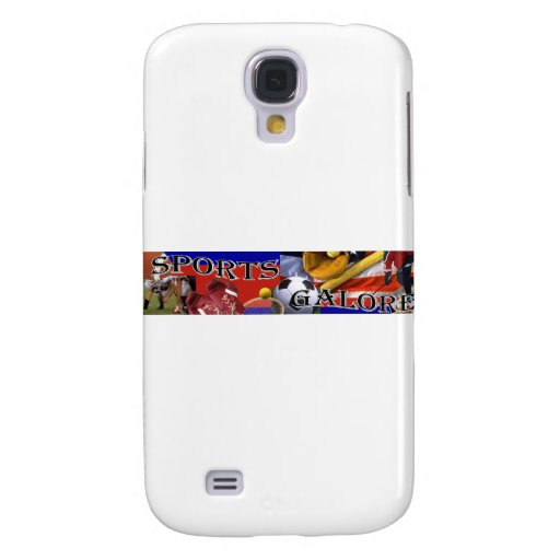 Sports Galore Samsung Galaxy S4 Cover